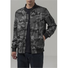 Light Camo Bomber Jacket