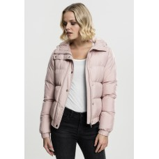 Ladies Hooded Puffer Jacket