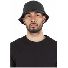 Full Leather Imitation Bucket Hat
