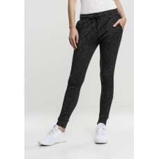Ladies Space Dye Terry Jogpants