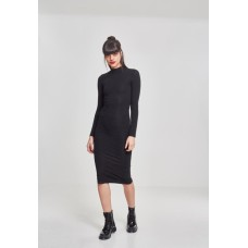 Ladies Turtleneck LS Dress