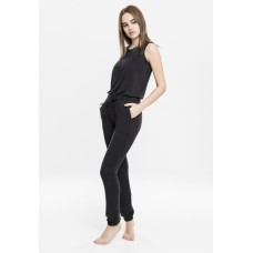 Ladies Tech Mesh Long Jumpsuit