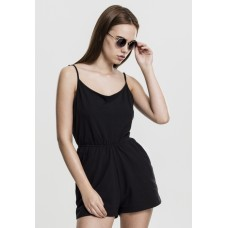 Ladies Short Spaghetti Jumpsuit