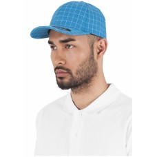 Flexfit Square Check Cap