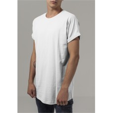 Long Shaped Turnup Tee