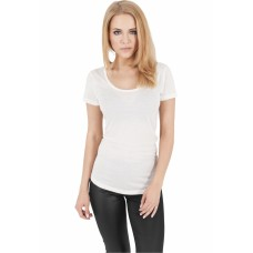 Ladies Basic Viscon Tee